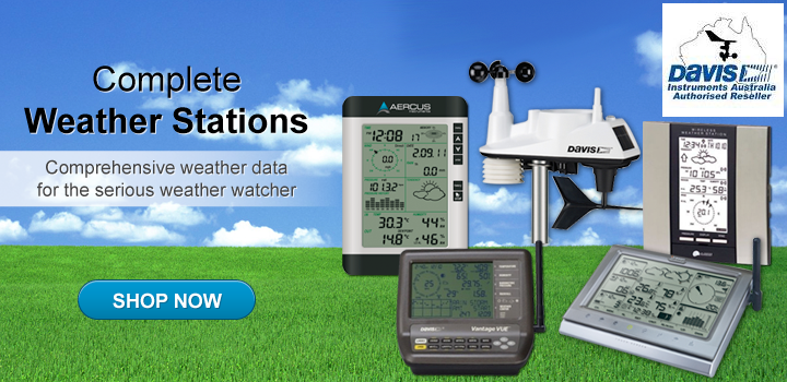 Complete Weather Stations